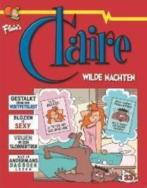 CLAIRE 23. WILDE NACHTEN CLAIRE, Geradts, Evert, Paperback