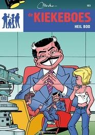 Heil Bod De Kiekeboes, Merho, Paperback