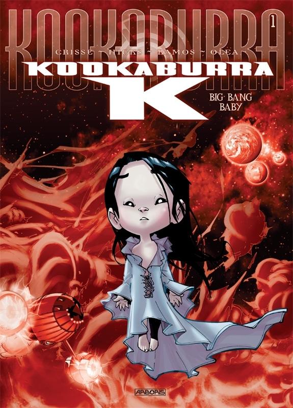HC01. BIG BANG BABY KOOKABURRA K, Humberto, Ramos, Hardcover