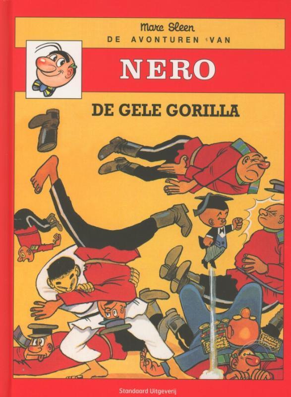 De gele gorilla De avonturen van Nero, Sleen, Marc, Hardcover