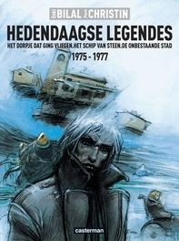 AUTEURSSTRIPS - BILAL HC01. HEDENDAAGSE LEGENDES AUTEURSSTRIPS - BILAL, BILAL, ENKI, Hardcover