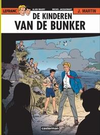 LEFRANC 22. DE KINDEREN VAN DE BUNKER LEFRANC, Jacquemart, Michel, Paperback
