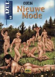 Nieuwe Mode (Azul Collectie 2) Corin, Paperback