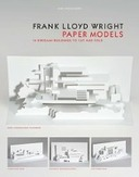 FRANK LLOYD WRIGHT PAPER MODEL