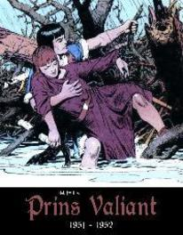 Prins Valiant LUXE EDITIE 08 1951-1952 Foster, Hal, Hardcover