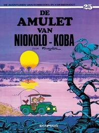 ROBBEDOES & KWABBERNOOT 25. DE AMULET VAN NIOKOLO-KOBA ROBBEDOES & KWABBERNOOT, FOURNIER, JEAN-CLAUDE, Paperback