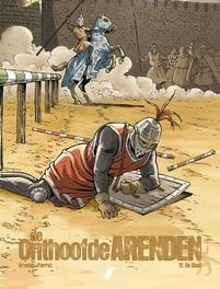 ONTHOOFDE ARENDEN 12. DE SLAAF ONTHOOFDE ARENDEN, Kraehn, Jean-Charles, Paperback