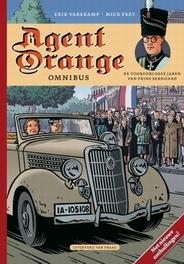 AGENT ORANGE BUNDEL 01. AGENT ORANGE OMNIBUS (DEEL 1+2) de vooroorlogse jaren van prins Bernhard, Varekamp, Erik, Paperback