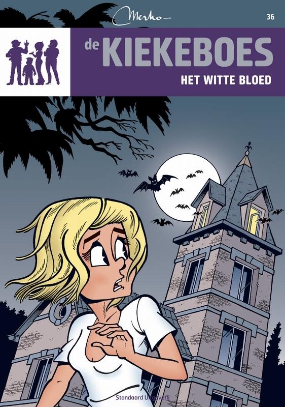 Het witte bloed De Kiekeboes, MERHO, Paperback