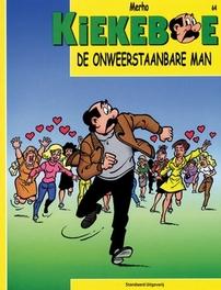 De onweerstaanbare man KIEKEBOES DE, Merho, Paperback
