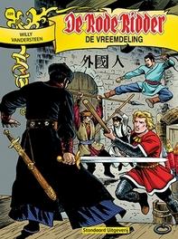 De vreemdeling De Rode Ridder, VANDERSTEEN, WILLY, LODEWIJK M, Paperback