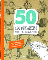 50 Dingen om te tekenen (Ed...