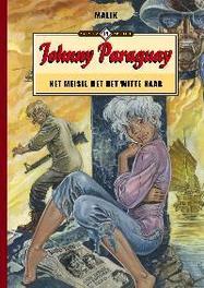 Johnny Paraguay - Meisje m/h witte haar (Archief 14) Malik, Hardcover