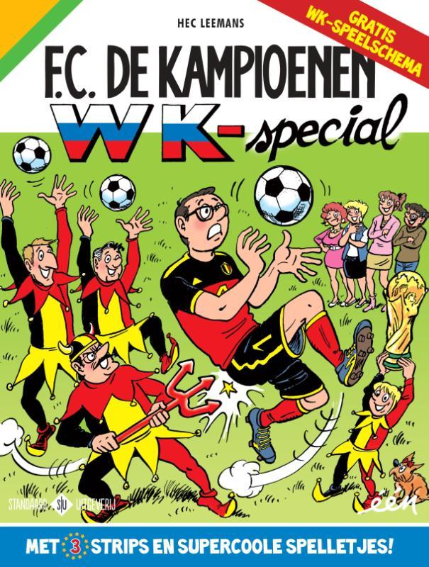 KAMPIOENEN SP. WK-SPECIAL KAMPIOENEN, Leemans, Hec, Paperback