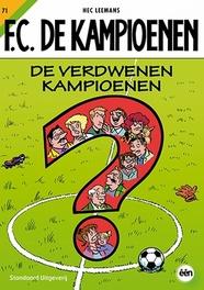 De verdwenen kampioenen FC De Kampioenen, LEEMANS, HEC, Paperback