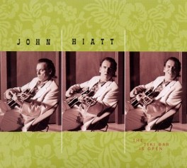 TIKI BAR IS OPEN JOHN HIATT, CD