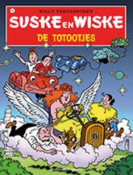 SUSKE EN WISKE 232. DE TOTOOTJES (NIEUWE COVER)