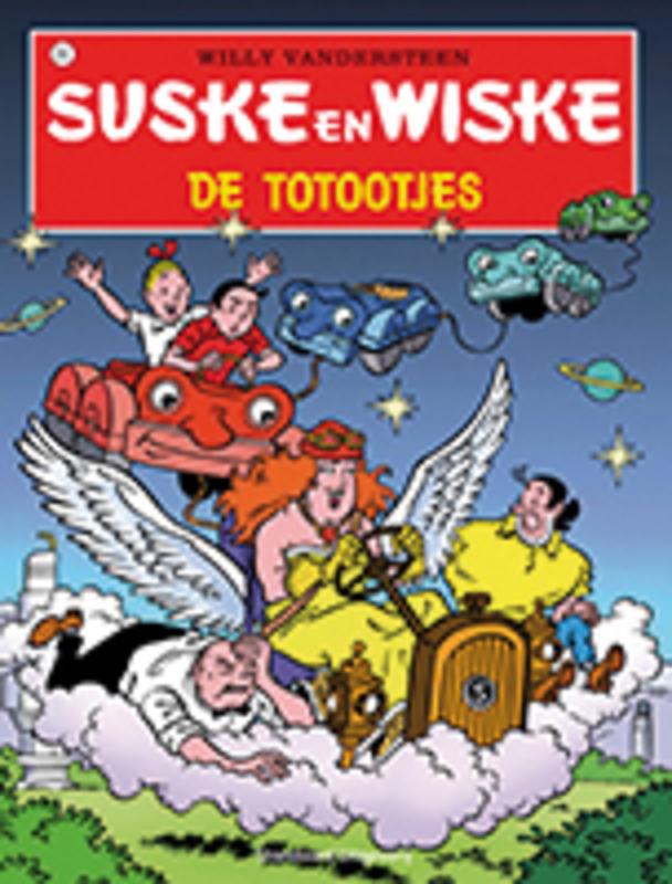 SUSKE EN WISKE 232. DE TOTOOTJES (NIEUWE COVER) SUSKE EN WISKE, Vandersteen, Willy, Paperback