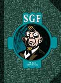 S.G.F. SGF, SPRUYT S, Hardcover