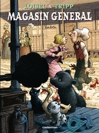 MAGASIN GENERAL 07. CHARLESTON MAGASIN GENERAL, Loisel, Paperback
