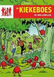 De Wollebollen KIEKEBOES DE, Merho, Paperback