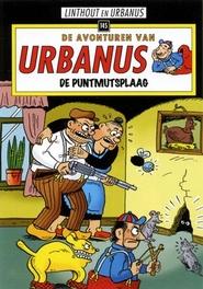 URBANUS 145. DE PUNTMUTSPLAAG Urbanus, LINTHOUT, WILLY, Paperback