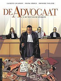 ADVOCAAT 03. DE WET VAN DE ZWAKSTE ADVOCAAT, Galandon, Laurent, Paperback