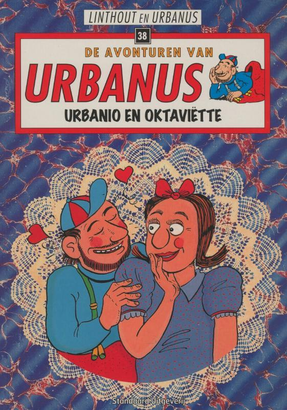 URBANUS 038. URBANIO & OCTAVIETTE Urbanus, Urbanus, Paperback