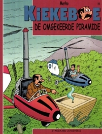 De omgekeerde piramide KIEKEBOES DE, Merho, Paperback