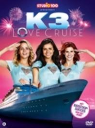 K3 - Love Cruise (Film), (DVD) Verhulst, Gert, DVDNL