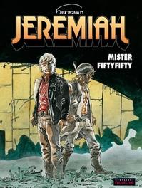JEREMIAH 30. MISTER FIFTYFIFTY JEREMIAH, Hermann, Paperback