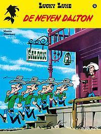 LUCKY LUKE 12. DE NEVEN DALTON LUCKY LUKE, Goscinny, René, Paperback