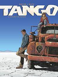 TANGO HC01. EEN ZEE VAN ROTSEN TANGO, Matz, Hardcover