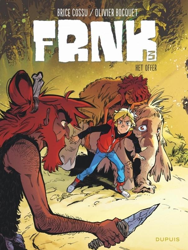 FRNK 03. HET OFFER FRNK, Bocquet, Olivier, Paperback