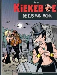 De Kiekeboes De kus van mona De Kiekeboes, Merho, Paperback