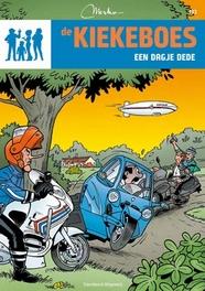 Een dagje dede KIEKEBOES DE, MERHO, Paperback