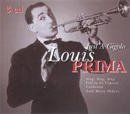 JUST A GIGOLO FEAT.KEELY SMITH Audio CD, LOUIS PRIMA, CD