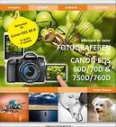Fotograferen met de Canon...