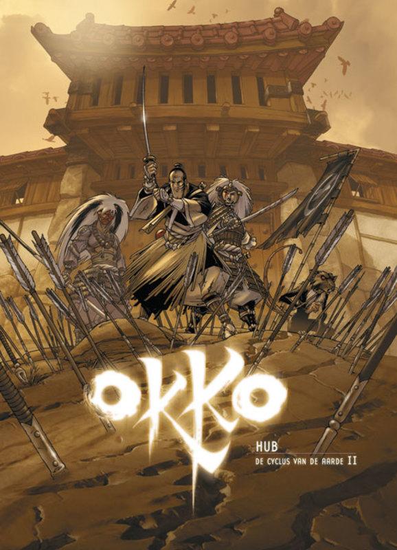 Cyclus van de aarde OKKO, Hub, Hardcover