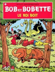 BOB ET BOBETTE 105. LE ROI BOIT (NIEUWE COVER)