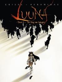 LUUNA 05. DE RING DER SPIEGELS LUUNA, Crisse, Paperback