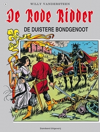 De duistere bondgenoot RODE RIDDER, Biddeloo, Karel, Paperback