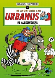 De allesweters Urbanus, Linthout, Willy, Paperback
