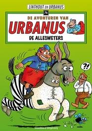 URBANUS 076. DE ALLESWETERS Urbanus, Urbanus, Paperback
