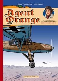 Agent Orange: 2: De stadhoudersbrief de oorlogsjaren van prins Bernhard, Varekamp, Erik, Hardcover