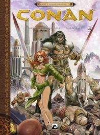 CONAN HC04. DE GOD IN DE SCHAAL CONAN, Busiek, Kurt, Hardcover