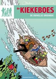 KIEKEBOES DE 002. DE DUIVELSE DRIEHOEK KIEKEBOES DE, MERHO, Paperback