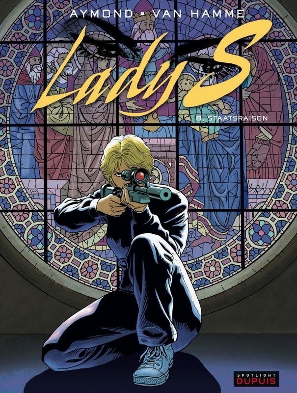 LADY S 08. STAATRAISON LADY S, AYMOND, PHILIPPE, HAMME, JEAN VAN, Paperback
