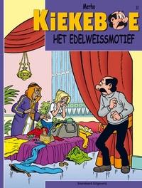Het edelweissmotief KIEKEBOES DE, Merho, Paperback