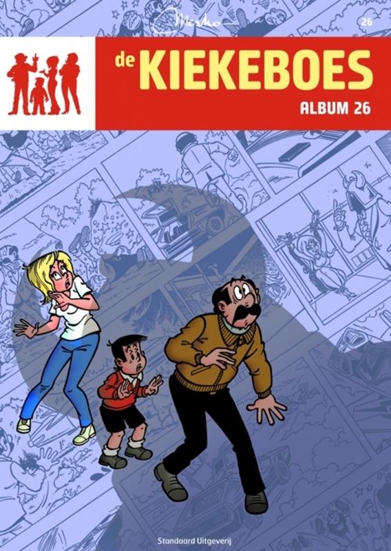 Album KIEKEBOES DE, Merho, Paperback